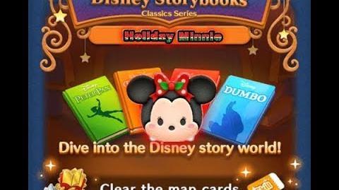 Disney Tsum Tsum - Holiday Minnie (Disney Story Books - One Hundred and One Dalmatians 12)