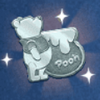 DisneyTsumTsum Pins Pooh's Hunny Festival Silver.png