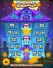 Haunted Halloween Attic Room