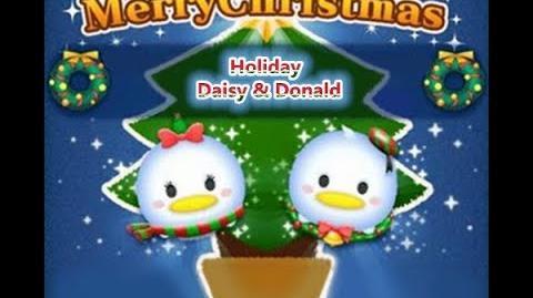 Disney Tsum Tsum - Holiday Donald