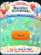 Balloon Bonanza! Start