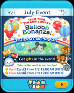 Balloon Bonanza! HtP