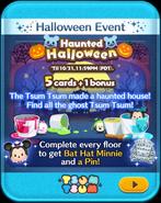 Haunted Halloween HtP