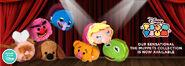 DisneyTsumTsum PlushSet Muppets 2016 Mini Banner 2
