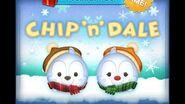 Disney Tsum Tsum - Snowman Dale