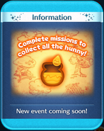 Pooh's Hunny Festival event coming soon