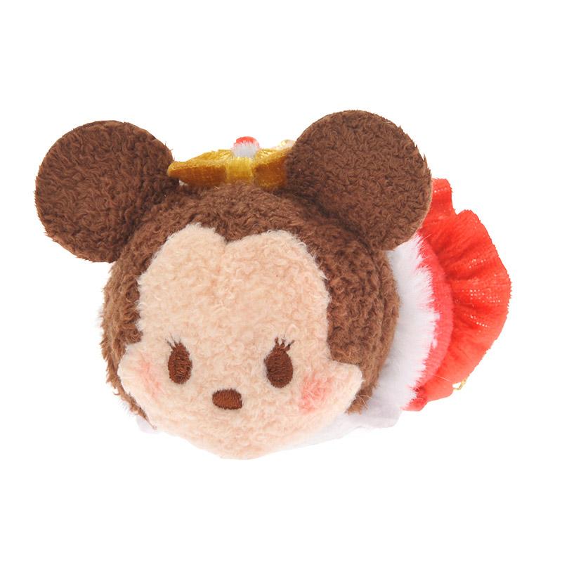 Christmas Color Japan import NEW Disney Plush doll TSUM TSUM Donald mini S