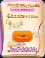 Disney Storybooks event Start