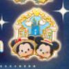 DisneyTsumTsum Pins Theme Park Platinum