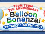 International Events/Balloon Bonanza!