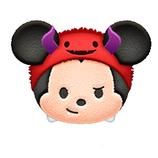 Horn Hat Mickey