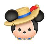 Three Musketeers Mickey