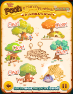 Pooh's Hunny Festival 5 Cleared