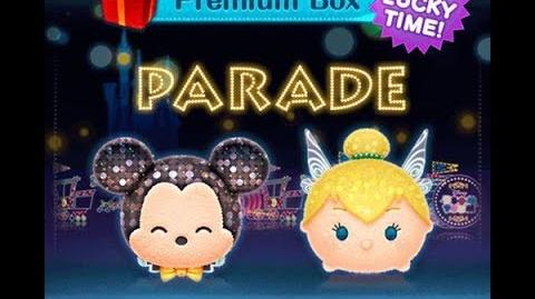 Disney Tsum Tsum - Parade Tinker Bell