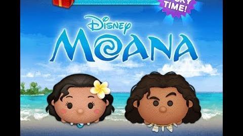 Disney Tsum Tsum - Moana