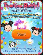 May 2021 Tsum Tsum Raffle! Start