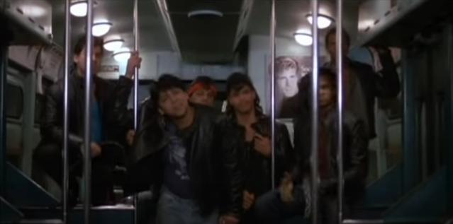 Chicago 'L' Train Gang