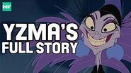 Yzma's Full Story - Her Mother, Bullies & Yzmopolis Explained Discovering Disney