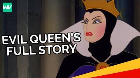 The Evil Queen's Full Story Discovering Disney's First Villain!