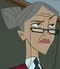Mrs. Grumplestock