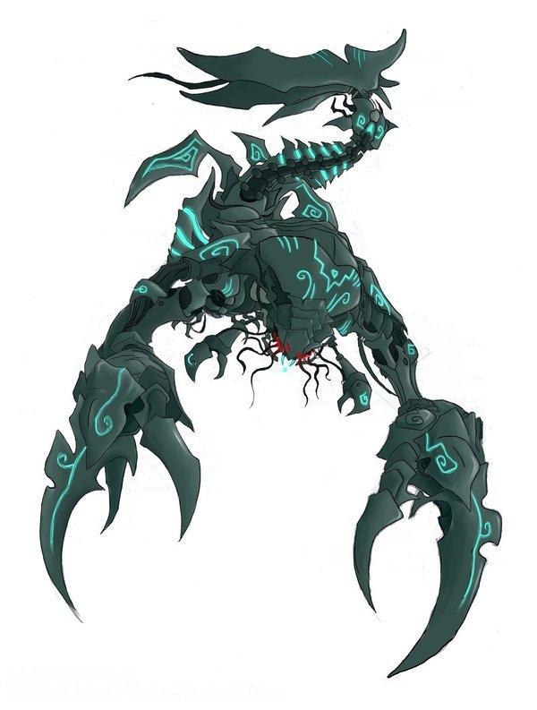 Robotic Leviathan
