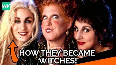 How The Sanderson Sisters Became Witches! Disney's Hocus Pocus Theory