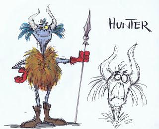 The Hunter (The Black Cauldron)