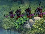 Wolf Arrowmen