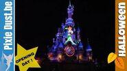 🎃 Illuminations Pre-Show Disney Villains during the Halloween Season at Disneyland Paris 2019