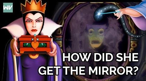 How The Evil Queen Got The Magic Mirror Fairy Godmothers Part 2 Discovering Disney