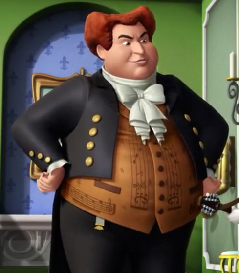 Baron Von Rocha