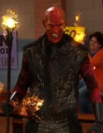 Crimson Demon