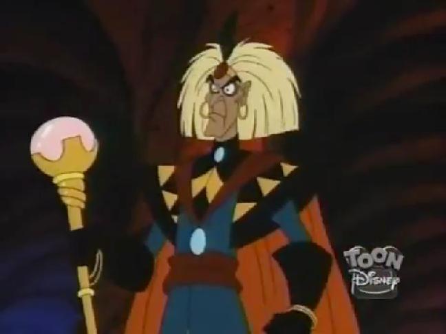 Shaman (Aladdin)