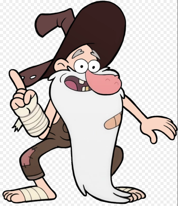 Old Man McGucket
