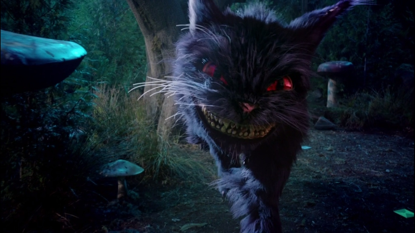 Cheshire Cat (Once Upon a Time)