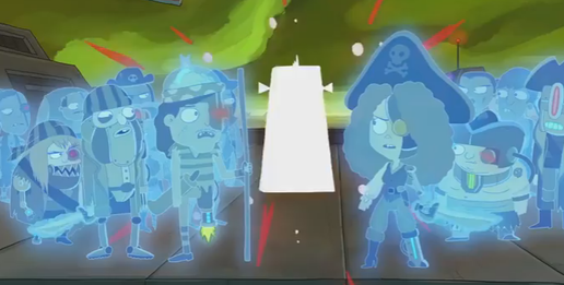 Tau Ceti's Ghost Pirates