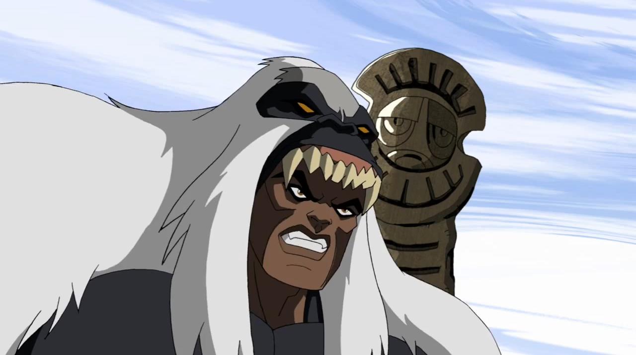 Man-Ape