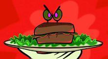 Sourdough the Evil Sandwich