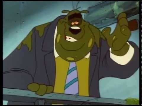 Mr. Sludge