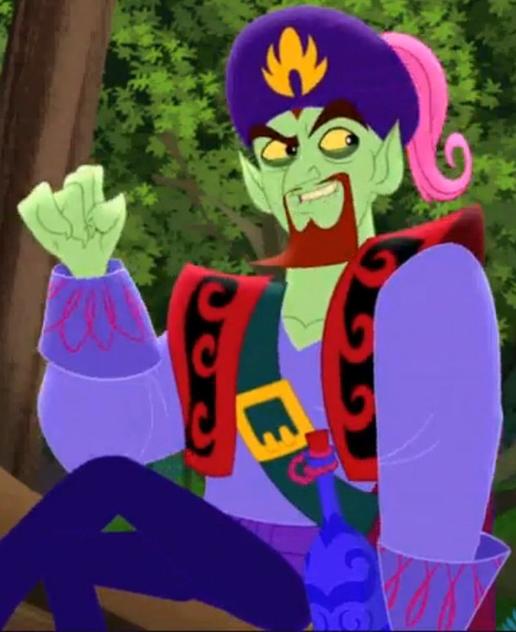 Dread the Evil Genie