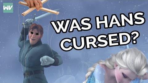 Hans Was Cursed To Be Evil? Frozen Theory Discovering Disney