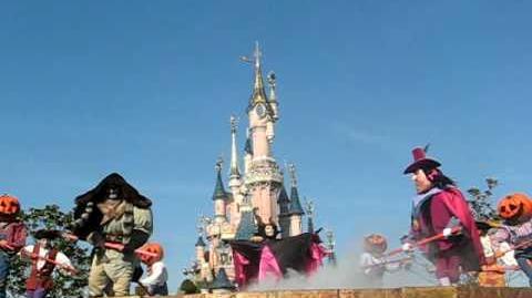 Disney Villains Halloween Show