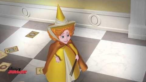 Sofia The First - Make Way For Miss Nettle - Song