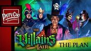 THE VILLAINS LAIR (Ep.3) - The Plan (feat