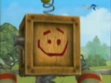 Springs the Bouncing Robot