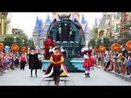 Disney Villains Halloween Cavalcade at The Magic Kingdom 2020, Walt Disney World, Multi-Angle