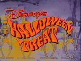 Disney's Halloween Treat