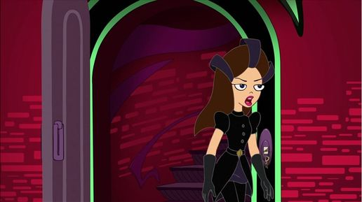 Vanessa Doofenshmirtz (2nd Dimension)