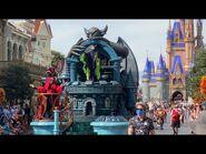 Disney Villains Cavalcade at Magic Kingdom