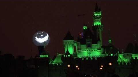 Disney Halloween Screams Fireworks HD Best Video and Sound